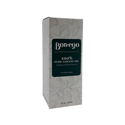 Hemp oil boxes with persuasive touch