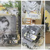 Scrapfloring Le Blog Scrapbooking de FLORE