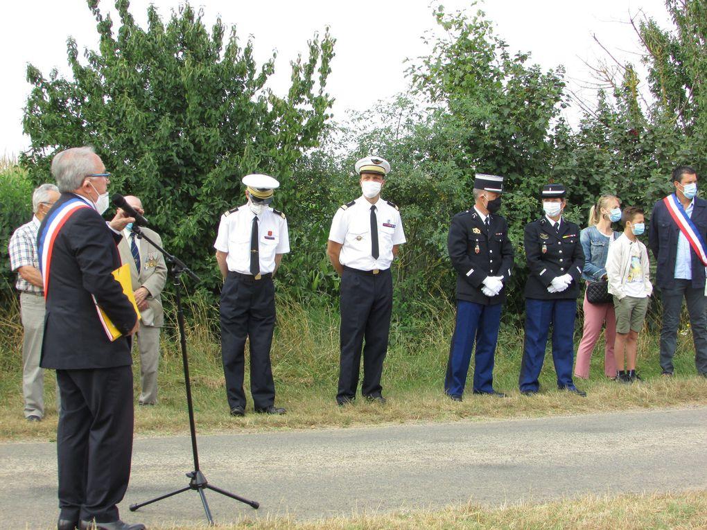27 - Nouvelles photos: Chemins de mémoire.. l'intégral en photos, suivis du Capitaine Cole notre héros au nom des autres.