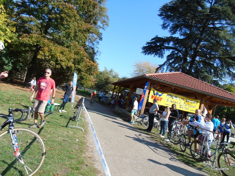 Cyclo-cross de la Bachasse le 14-10-2017
