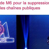 En réclamant la suppression intégrale de la publicité sur les chaînes publiques de télévision, le patron de M6 valide a posteriori la justesse du programme de l'UPR. - Union Populaire Républicaine | UPR