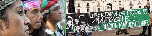 Mapuches et mineurs chiliens : 2 poids, 2 mesures ? (www.lafrancolatina.com)
