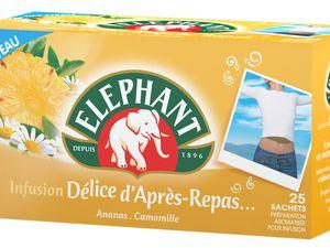 Nouveautés infusions Eléphant (théières et infusions jeu/concours inside)
