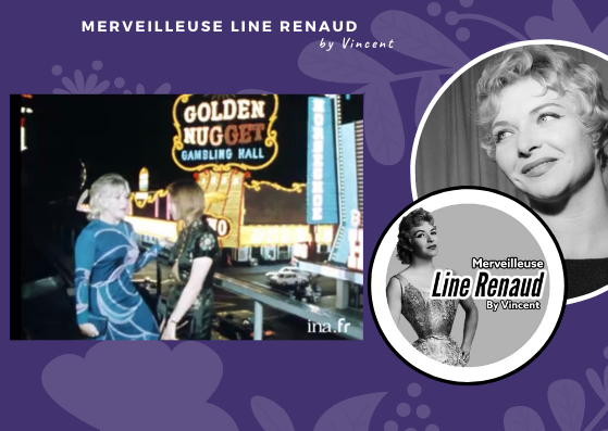 VIDEOS: 1971 - Las Vegas by night par Line Renaud