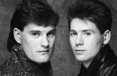 Hit Marades #4 : Chris Waddle & Glenn Hoddle