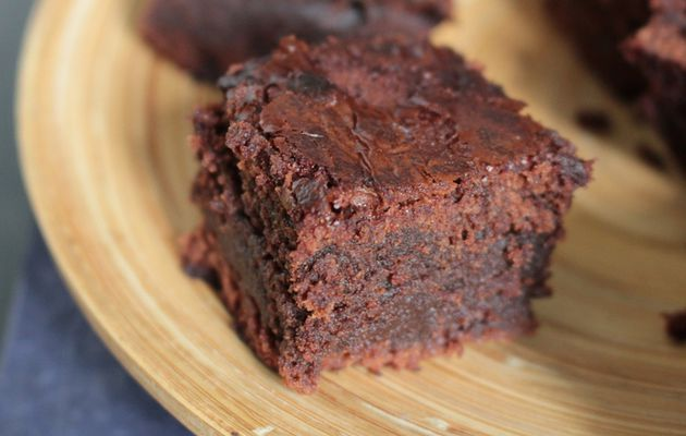 Brownies fondant au Nutella®.