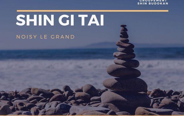 VENEZ NOUS RETROUVER SUR FACEBOOK ... SHIN GI TAI NOISY LE GRAND