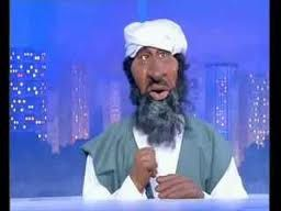 BEN LADEN IS OUT