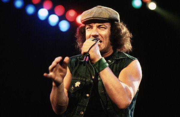 Brian Johnson, chanteur d'AC/DC depuis 1980