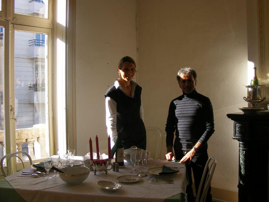 atelier etiquette à la française janvier 2010
