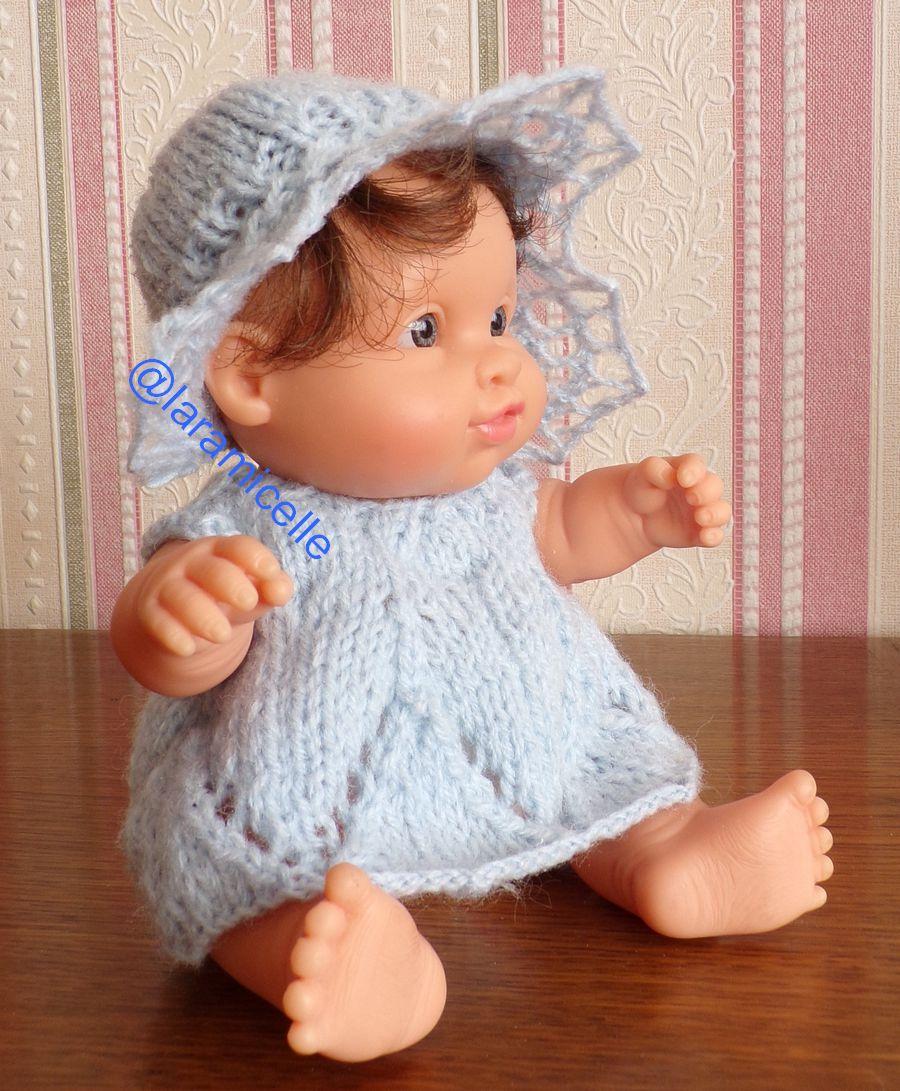 tuto gratuit poupée : chapeau de soleil