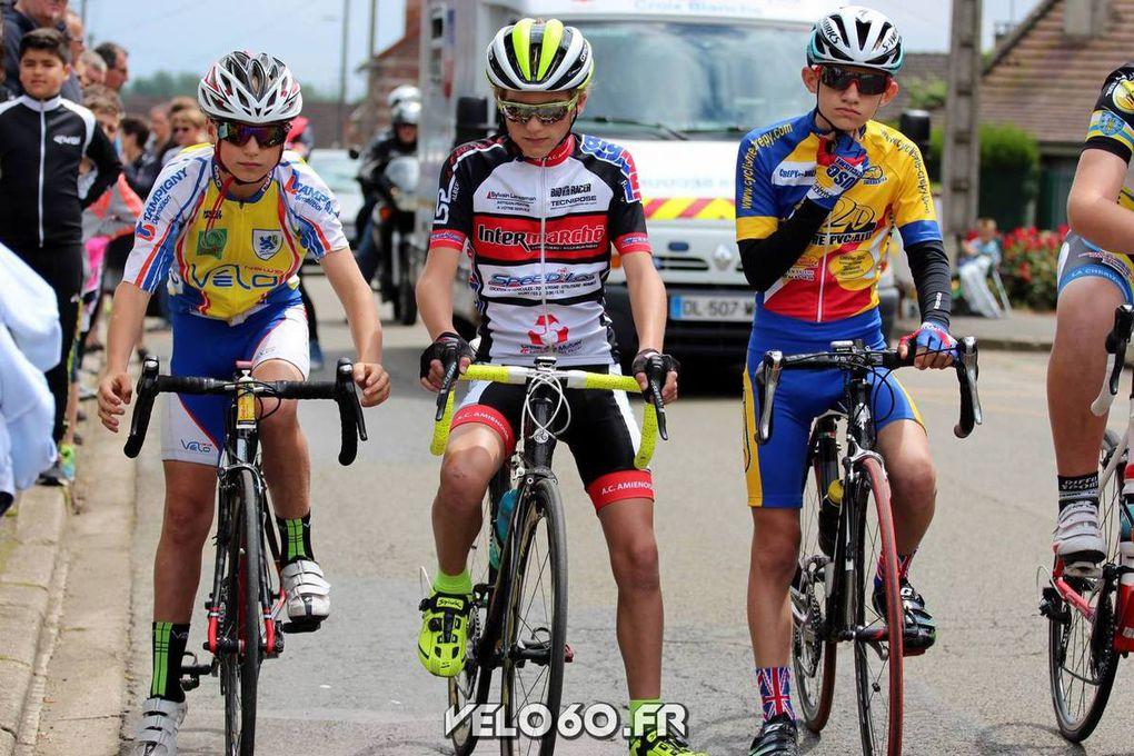 Championnat de Picardie Cyclosport Ufolep à Sacy-le-Grand