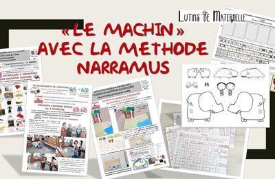 """""""Le machin"""" avec la méthode Narramus, 2021"""