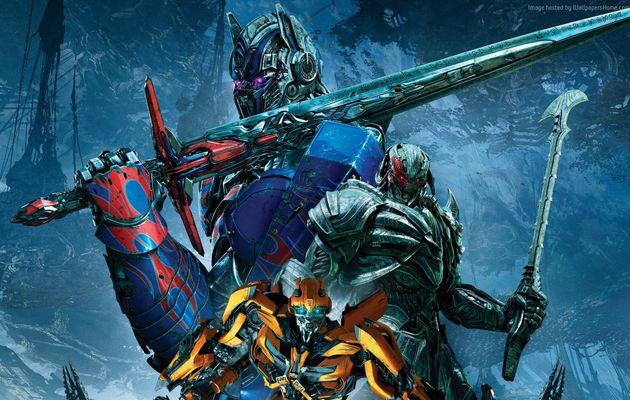 Un autre film d'animation Transformers est également prévu