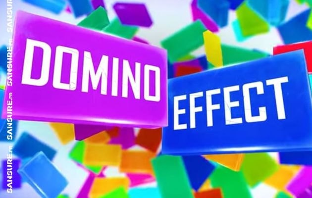 M6 vient d'annoncer l'acquisition de Domino Effect ! #DominoEffect