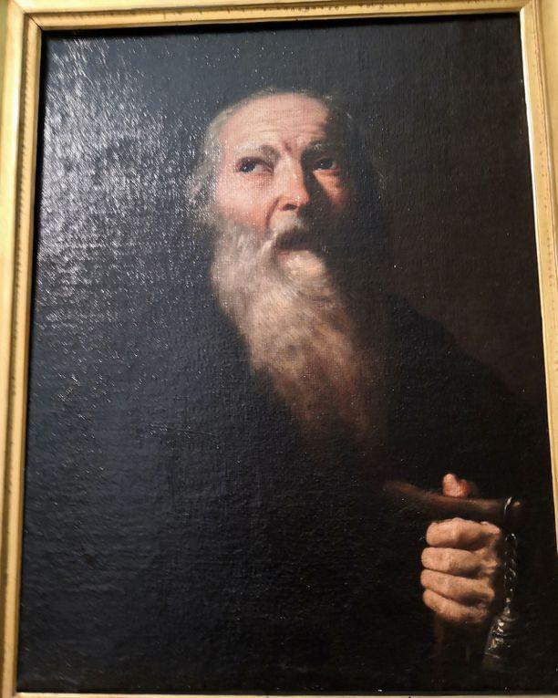 Jusepe de Ribera, Sant'Antonio Abate, 1650 ca