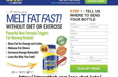 One Shot Keto: Fast Weight Loss Pills, Amazing Points & Where To Buy?