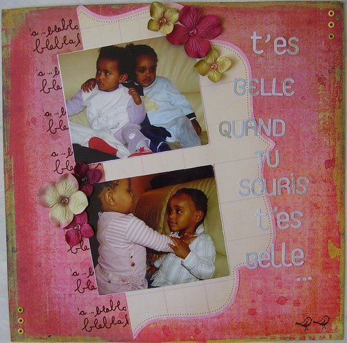Album - Mes pages