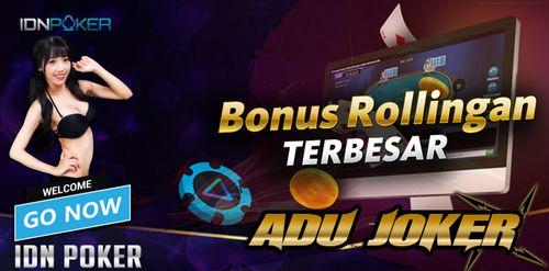Agen Idnpoker Pkv Poker Idnplay Pkv Games Adujoker Merupakan Bandar Online Indonesia Yang Sudah Terjamin Aman Serta Terpercaya Dalam Memberikan Pelayanan Untuk Game Kartu Dari Situs Idnpoker Dan Pkv Poker