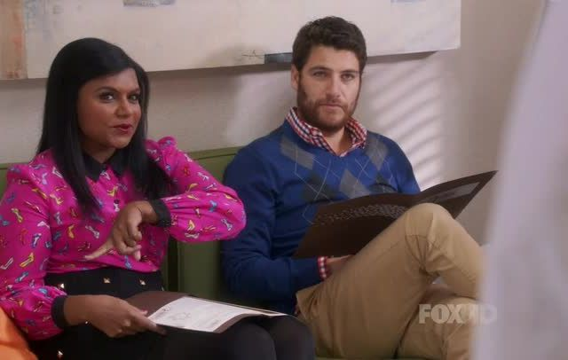 Critiques Séries : The Mindy Project. Saison 2. Episode 13. L.A. (Part 1).