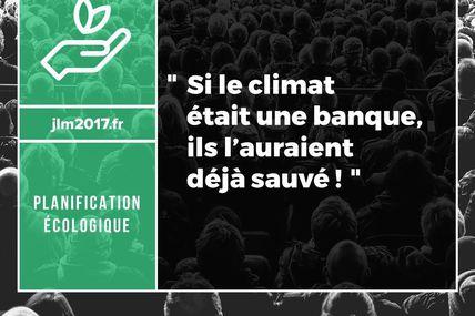 Macron est il un écologiste convaincu comme le laisse penser son intervention contre la décision de Trump?