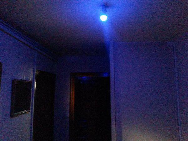 TEST: Ampoule Led Connectée SmartLIGHT Mesh Color AwoX