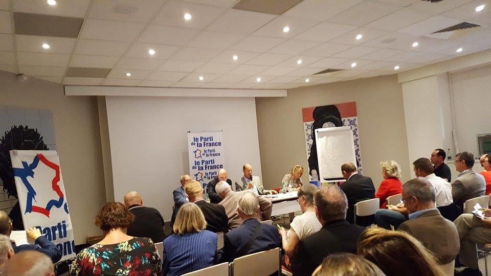 Le Parti de la France prépare activement les prochaines élections législatives