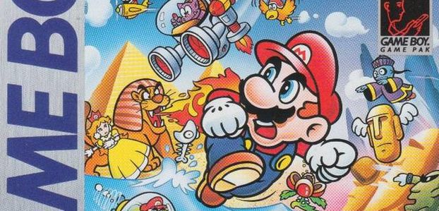 [Retro] Super Mario Land - Game Boy