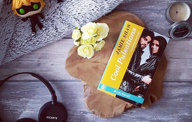 Passion en Backstage, tome 3 : Cool Pulsations - Jamie Shaw