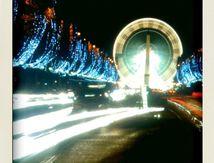 Champs-Elysées Christmas Lights