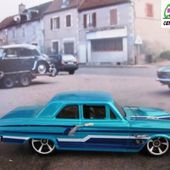 FORD THUNDERBOLT HOT WHEELS 1/64 - car-collector.net
