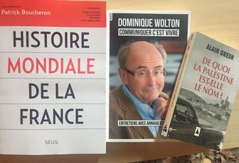 Prochaines lectures ...
