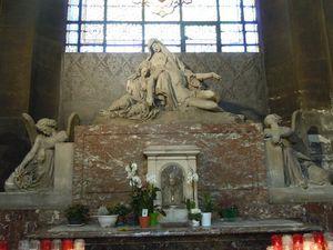 Pieta de Jean-Baptiste Clesinger