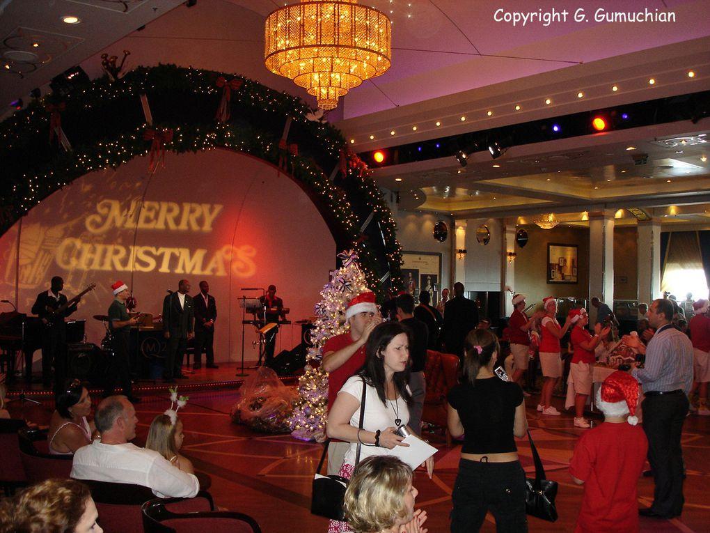 ''QM2'' - Croisière de Noël et jour de l'An 2007