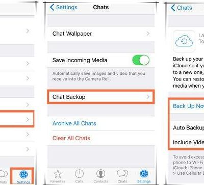5 Ways to Recover Deleted WhatsApp Messages on iPhone