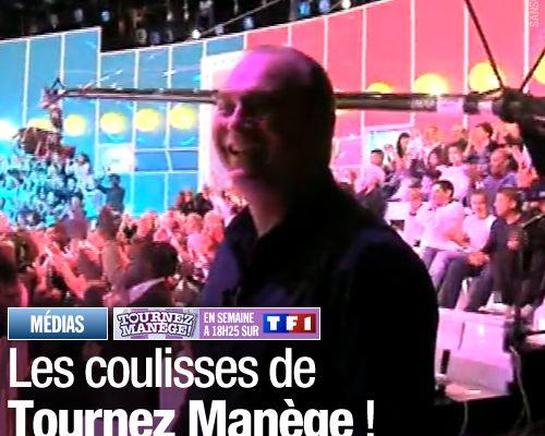 Les coulisses de Tournez Manège !