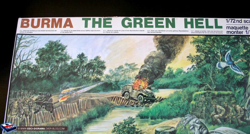 Album - ESCI 2020 - Burma, The Green Hell