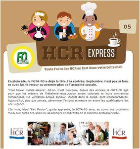 HCR Express numéro 5 - 280713