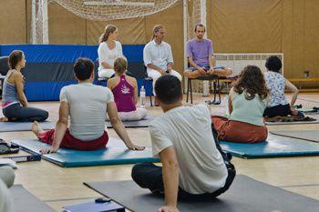 Ecole de yoga UMAHESH stage les fondamentaux somatiques
