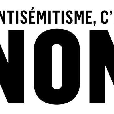 L'antisémitisme, ça suffit!