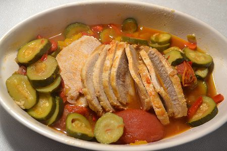 10 recettes cookeo de rôti de porc