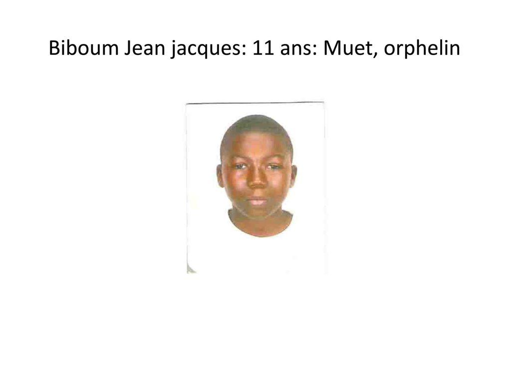 Album - Enfants parrainés