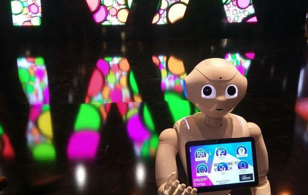 Vivatech 2017: le nouveau salon de l'agriculture, mais avec des robots