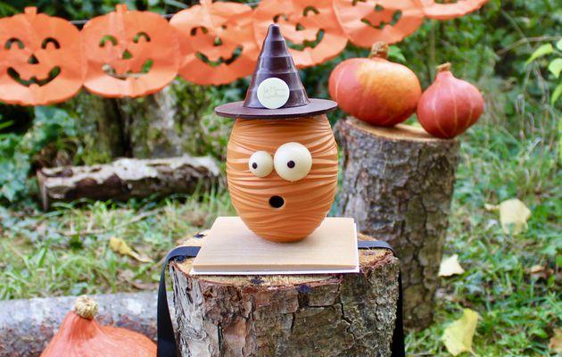 Des créations chocolatées pour fêter Halloween