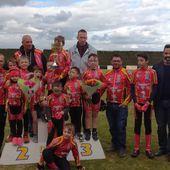 Réunion école de cyclisme de la Ville de Dreux : 43 participants et le prix d'équipe pour le Dreux Cyclo Club - Le blog du DREUX CC
