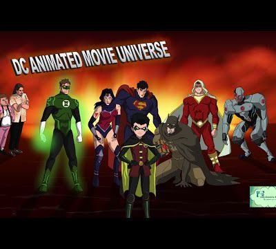 Single N°21 - Le DC Animated Movie Universe
