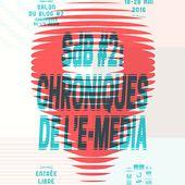 Salon du Blog #2 : Chroniques de l'e-media