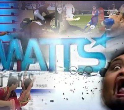WATTS Zap - Best of 2011- les meilleurs moments du sport en 2011- video