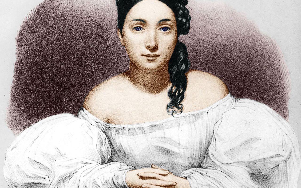 Julienne Joséphine Gauvain alias Juliette Drouet  - compagne de Victor Hugo