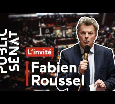 Fabien Roussel - Public Sénat - 16/09/2020